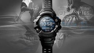 casio G-Squad GSW-H1000