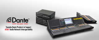 Yamaha Releases CL/QL V4.1 With AES67 Support