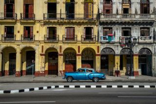The Canadian government is pulling diplomat families out of Havana, Cuba.