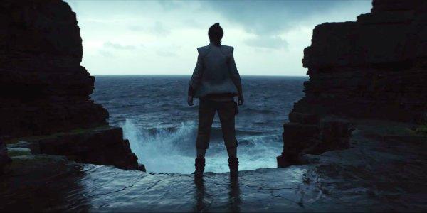 Rey Daisy Ridley Star Wars The Last Jedi