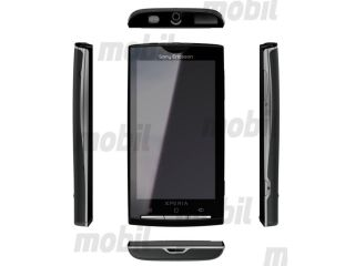 The new Sony Ericsson Android phone