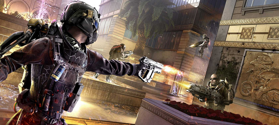 Call of Duty: Advanced Warfare downloadable content | GamesRadar+ Call Of Duty Advanced Warfare Next Map Pack on