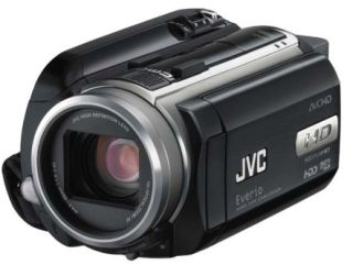 The new JVC camcorder range