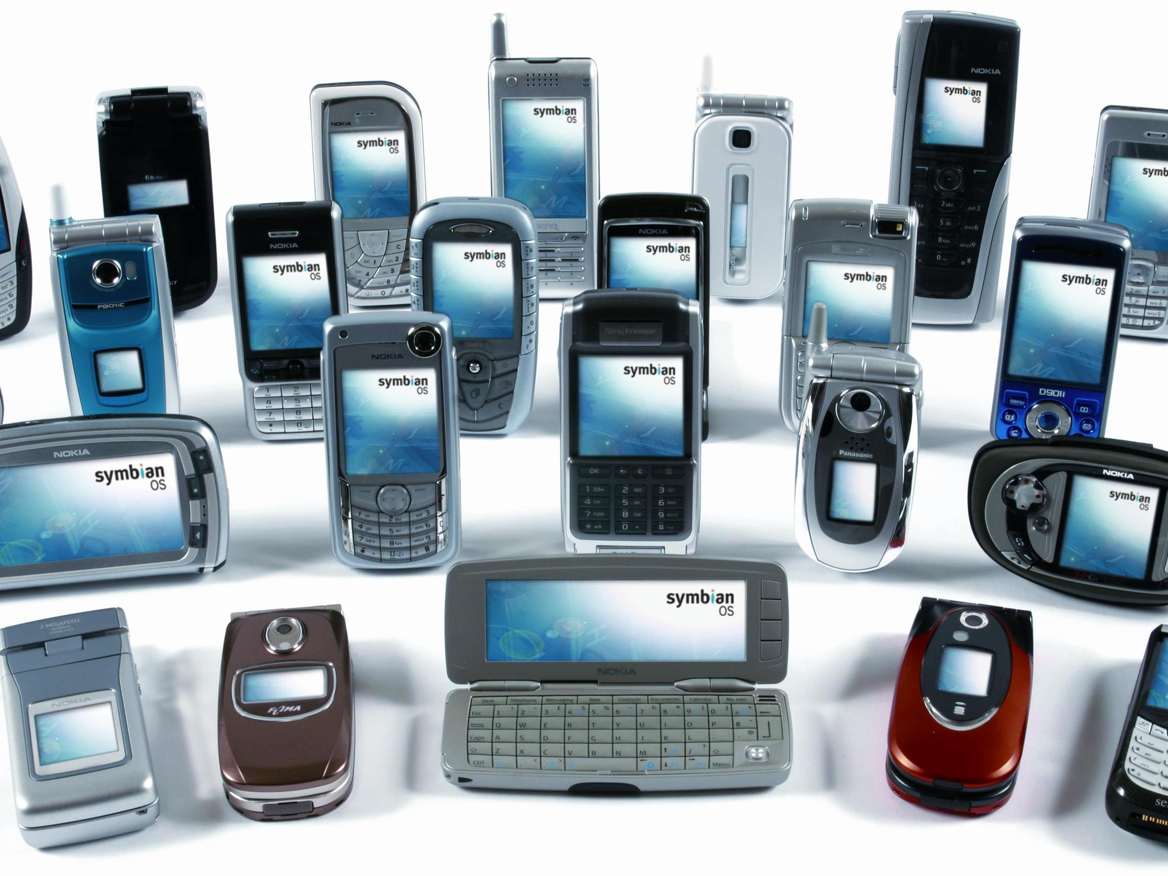 OS for Symbian OS phones 15