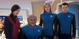 Wait, Is The Orville Already Getting Cancelled At Hulu After Season 3?