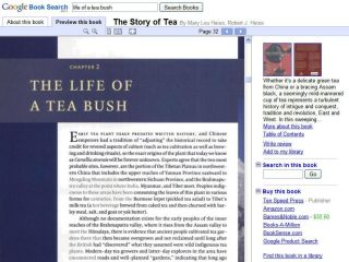 Google Books - not every author's cup of tea