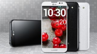 5 5 inch LG Optimus G Pro officially launched will hit North America in Q2