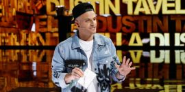How America's Got Talent's Dustin Tavella Felt After The Howie Mandel Mishap, And What The Judges Didn't Get About His Magic Act