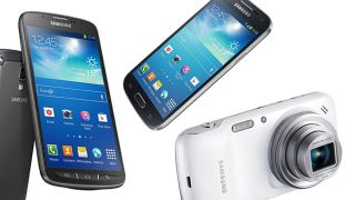 A gallery guide to the Samsung GALAXY S4 family