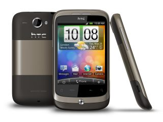 HTC Wildfire - in on the offer