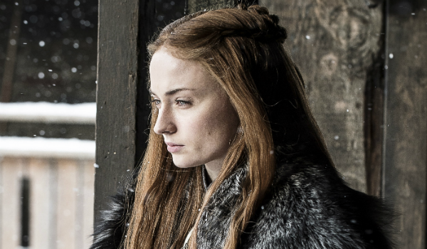 Game of Thrones Sophie Turner Sansa Stark HBO