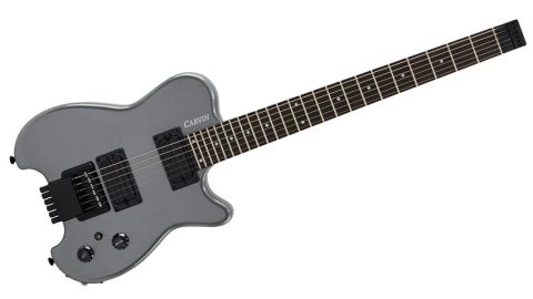 The HH2 has two H22 pickups, with 22 adjustable poles - it's a tongue and tone twister!