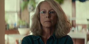 Halloween's Jamie Lee Curtis Pokes Fun At Infamous Activia Ads In Latest Photo From Borderlands Set