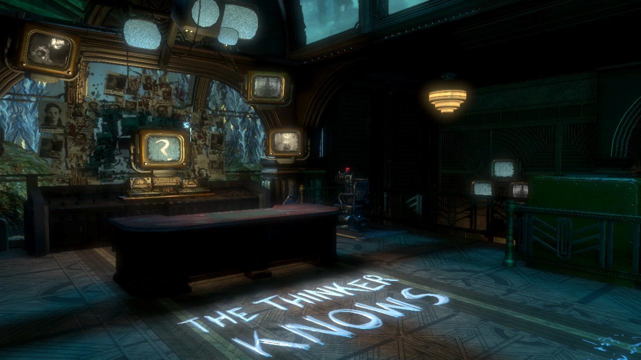 Bioshock 2 Minerva S Den Dlc Review Gamesradar