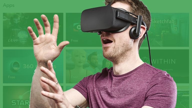 The best VR apps for the Oculus Rift, HTC Vive and Samsung
