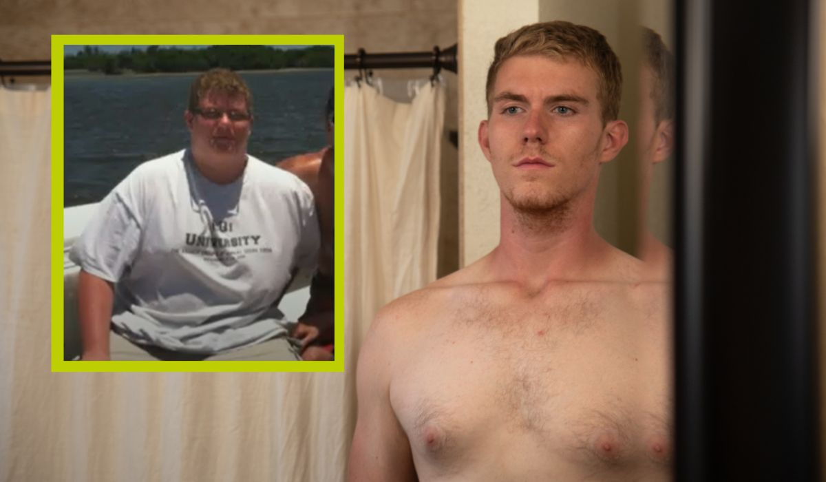 Real life weight loss: From being 360lbs and anxious to losing 160lbs in two years