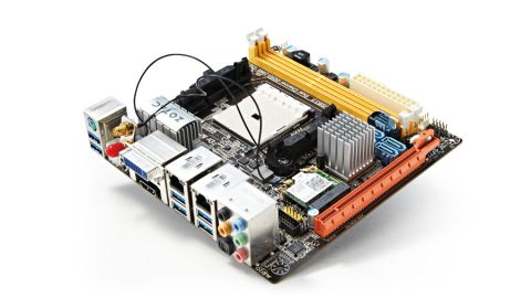 Zotac A75-ITX WiFi B-series