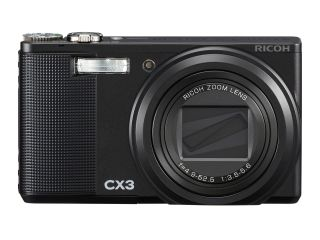 Ricoh CX3 - one for pet lovers everywhere