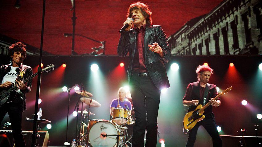 Rolling Stones To Play Glastonbury 2013 Musicradar