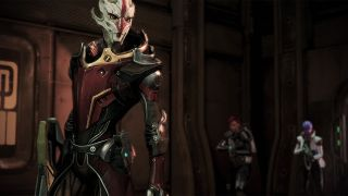 Mass Effect 3 Nyreen Kandros