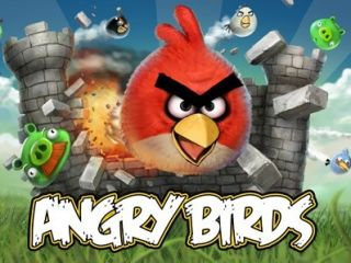 Angry Birds - it's the game Hitchcock would have loved