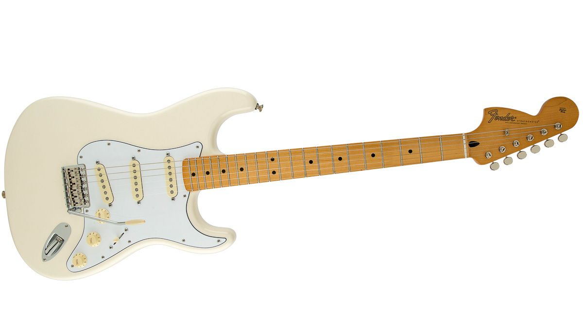 Fender Jimi Hendrix Stratocaster Review Musicradar