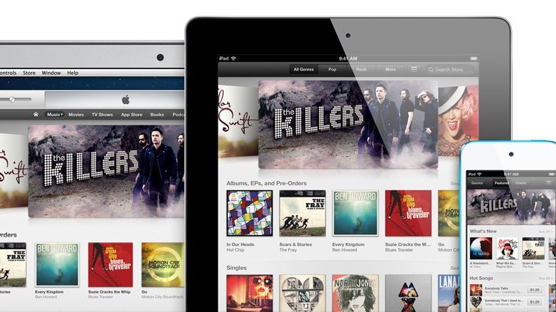 Apple's mythical iRadio close to pinning two music labels down