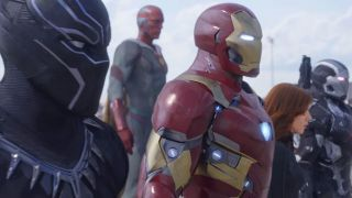 Captain America: Civil War Super Bowl spot makes it impossible to choose a side