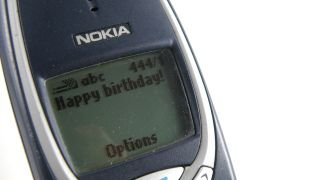 The text message turns 20 today