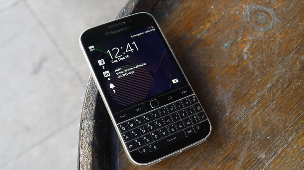 BlackBerry Classic | TechRadar