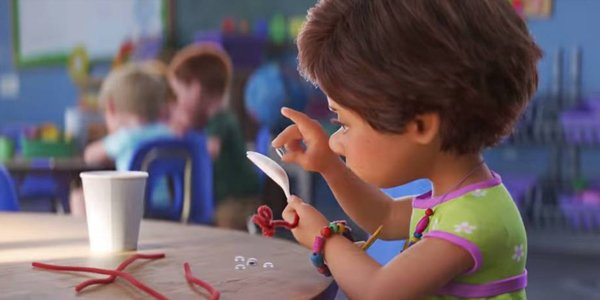 Bonnie's classmates in Toy Story 4