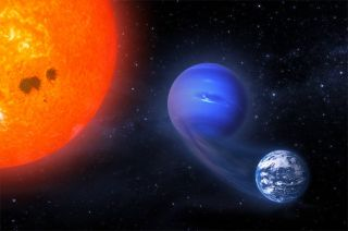 New research indicates that M dwarf stars could strip away just enough atmosphere from mini-Neptunes to make them more habitable.