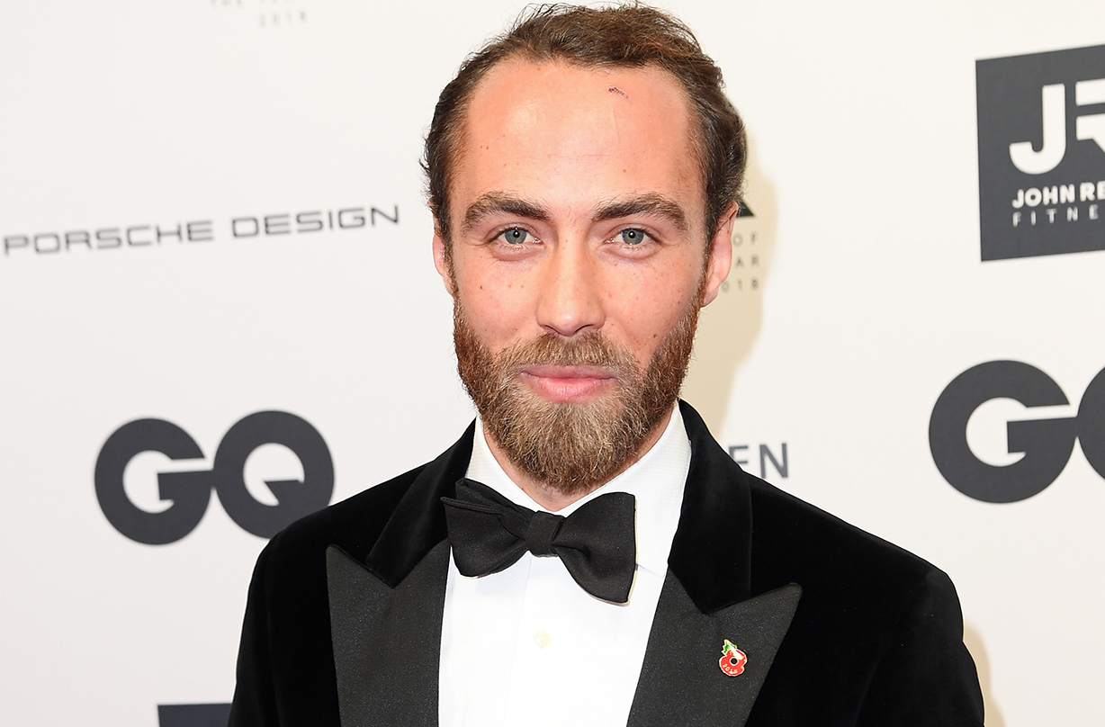 james middleton reveals sweet interview request
