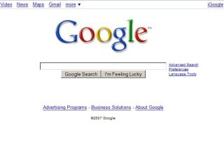 Google - it does search engines, you know
