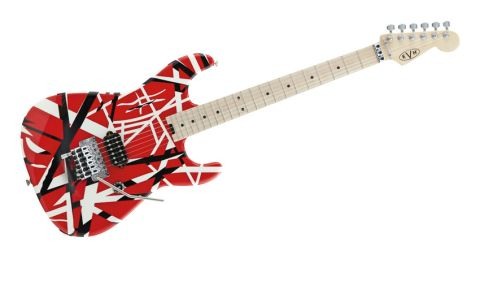 The finish is impressive, but EVH has missed a trick in not offering standard colours