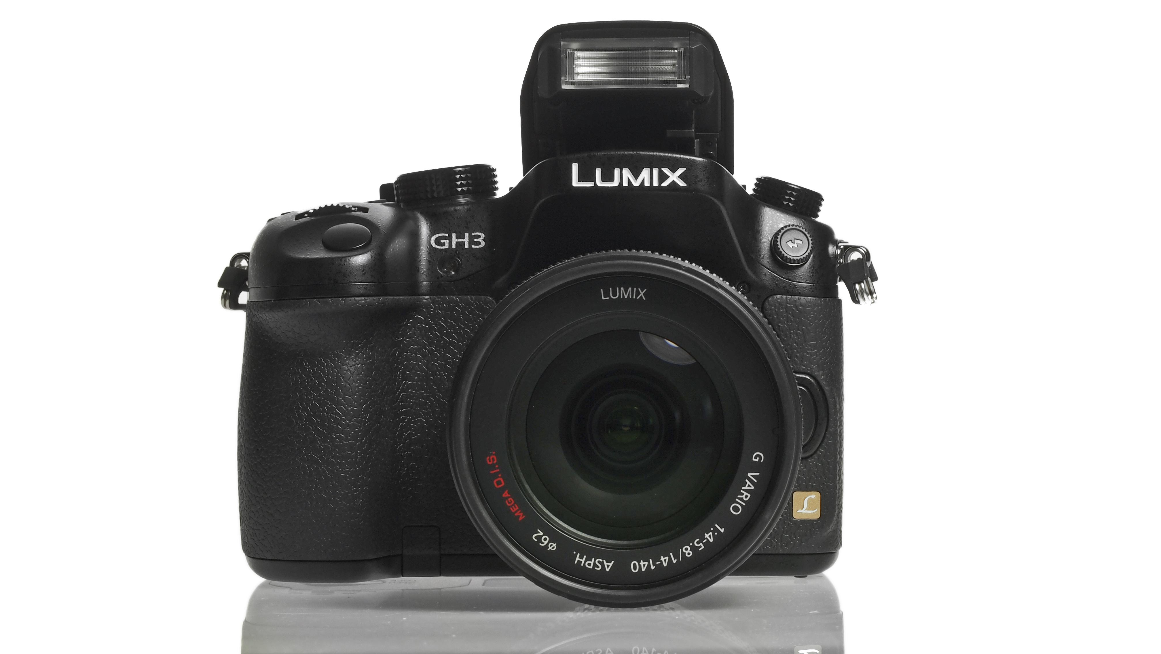 panasonic lumix gh3 specs