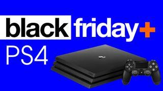 Best Black Friday PS4 deals