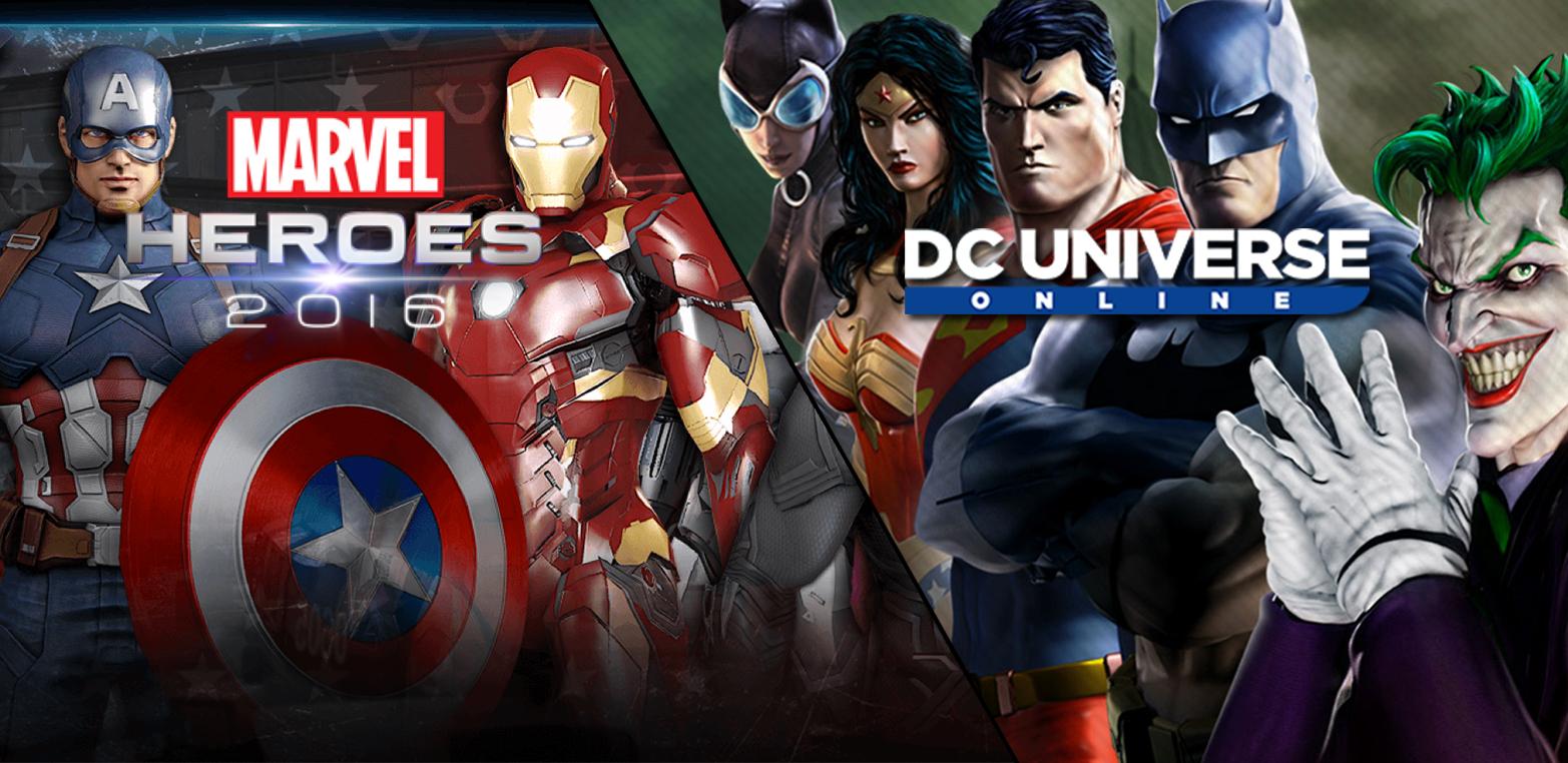DC Universe Online vs  Marvel Heroes: Face-Off | Tom's Guide