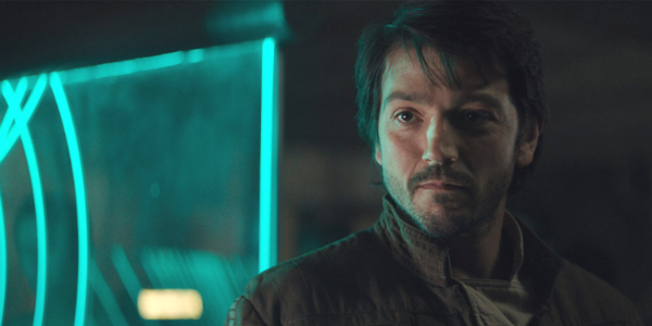 Why Diego Luna Was 'So Disappointed' At The End Of Rogue One