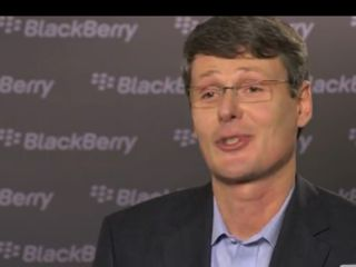 RIM CEO: Blackberry won't be broken up or sold