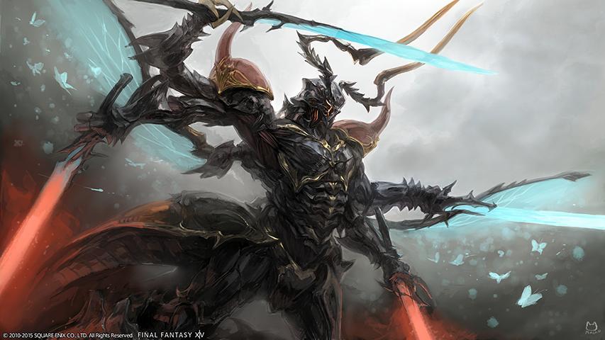 Meet FFXIV: Heavensward's new Primals   PC Gamer