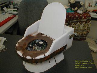 Quake Toilet