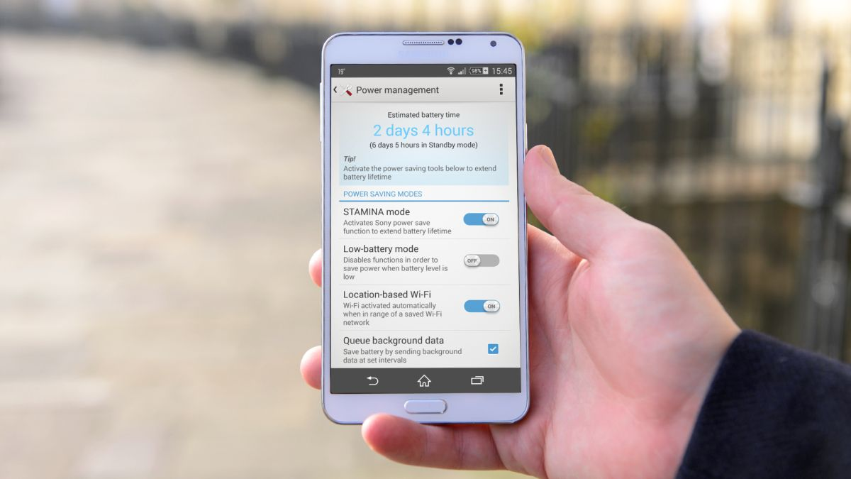 12 Android battery life tips and tricks