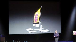 iMac launch