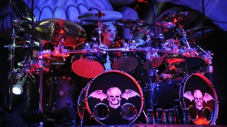 avenged sevenfold 39 s arin ilejay 39 s 9 drumming heroes musicradar. Black Bedroom Furniture Sets. Home Design Ideas