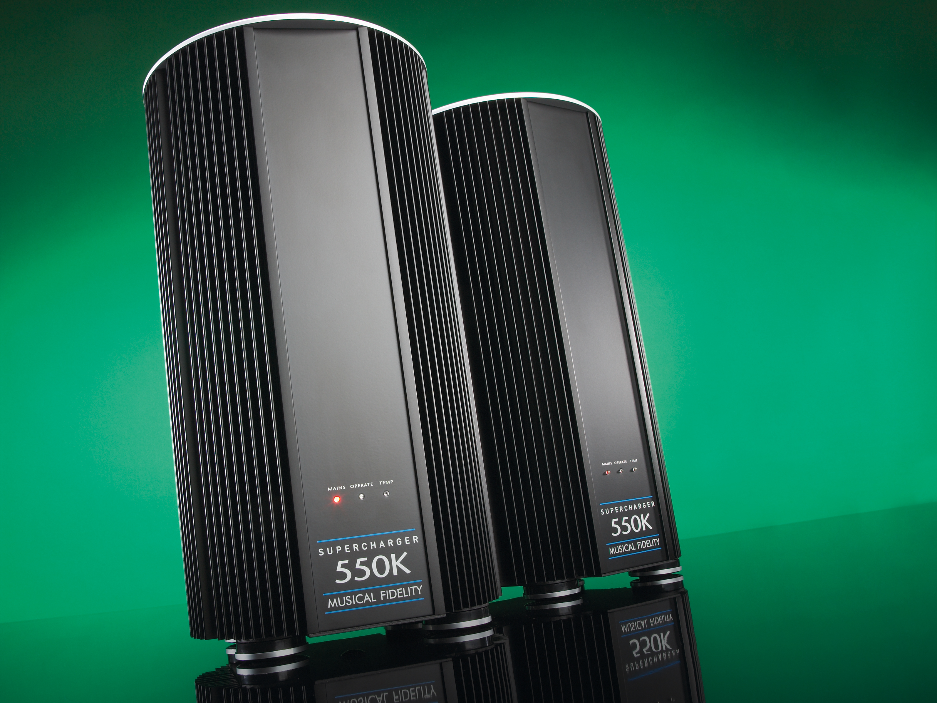 Musical Fidelity 550K Supercharger | TechRadar