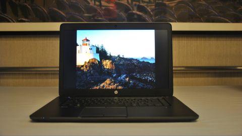 HP ZBook 15u review