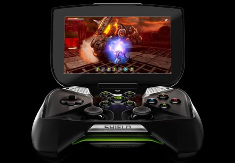 Nvidia Shield Small 0