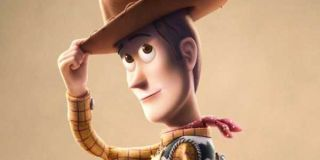 Woody in Toy Story 4