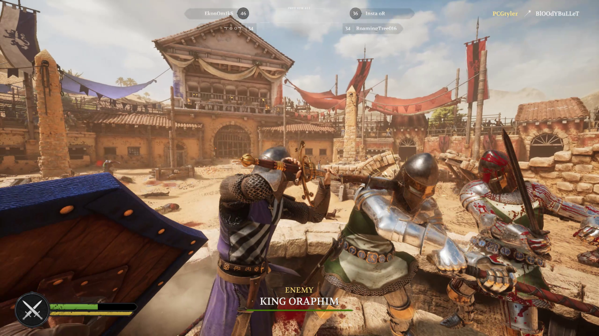 Chivalry 2 is the game of the summer